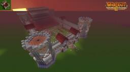Warcraft II Barracks Minecraft Map & Project