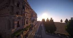French Apartment | by b1418 Minecraft Map & Project