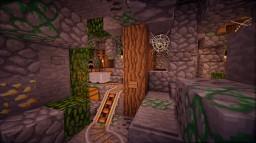 Detailed Cave/Mine in 5 Minutes [World Edit] Minecraft