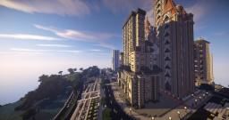 New York Skyscraper | by b1418 Minecraft Map & Project