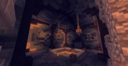 Prison Mine Minecraft Map & Project