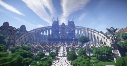 [Timelapse] Elysium castle Minecraft