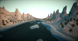 VoxelSniper   Frozen Mountains Minecraft Map & Project