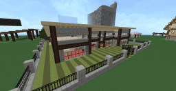 Semi Modern House - Solidarity Minecraft Map & Project