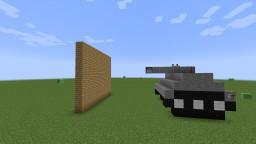 Savaş Tankı [Battle Tank] 1.8 Minecraft Map & Project