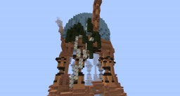 Elvedeir tower Minecraft Project