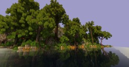 The islands of the buccaneers [Landscape] Minecraft Project