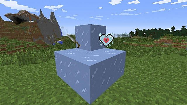 Hard Ice plus Ice Saw equals Chance of Frozen Heart
