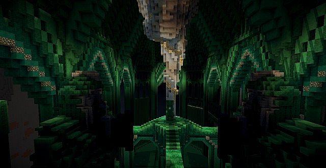 Erebor Studies Minecraft Project
