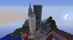Paulchester City Minecraft Map & Project