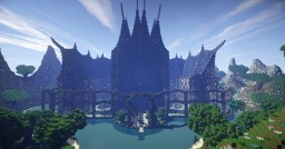 The Palace of Velvet Minecraft Map & Project