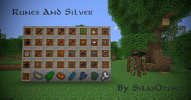 Runes and Silver
