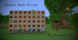 Runes and Silver Minecraft Mod