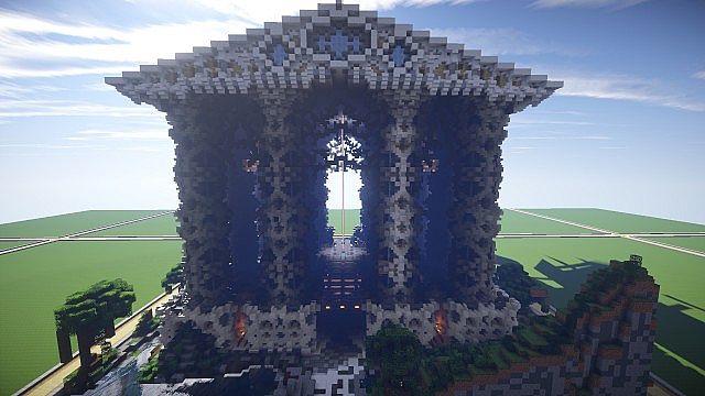 Temple (100x100 plot b...