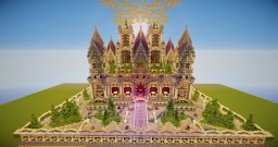 PvP factions spawn ( 202X202 ) Minecraft Project