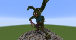 Zombie Rabbit [Skrill´s Rabbit Challenge] Minecraft Map & Project