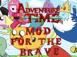 [1.6.4] Adventure Time Mod