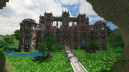 Amyntas - A Minecraft Spawn Hub Minecraft Map & Project