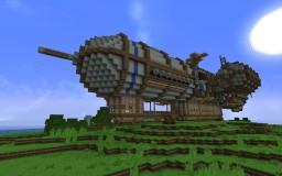Ascaia Class Minecraft Map & Project