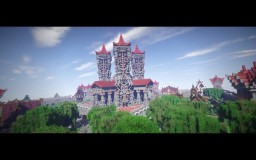 Medieval Faction Spawn ||Cinematic ||1080p Minecraft Map & Project