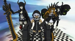 Black Rock Shooter - Collections Minecraft