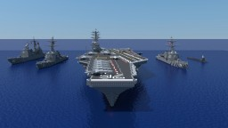 Carrier Strike Group Minecraft Project