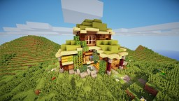 Cozy House 2 Minecraft