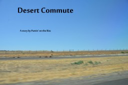 Desert Commute Minecraft Blog