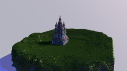 *~ Fantasy Castle ~* Minecraft Map & Project