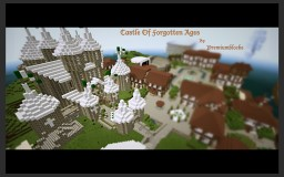 Castle Of Forgotten Ages Minecraft Project