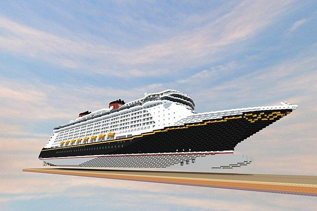 Disney Dream 11 Scale Cruise Ship Download Full