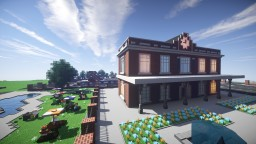 LexTube Let's Build - Lexington City [1.6.4 FTB Modpack] Minecraft Project