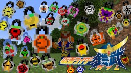 [1.7.10]Kamen Rider Craft 2 (Forge)