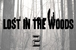 LOST IN THE WOODS 2: RISE OF NIGHTMARES Minecraft Project