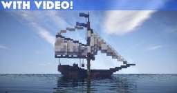 Drogo: Small Fishing Boat [With Video] Minecraft