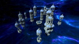 Metropolis of the gravity seals Minecraft Map & Project