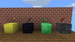 MCPE MOD: CRAZY WEAPONS ALPHA 2.5 [NEW WEAPONS ADDED TO VERISON] [NEW EXPLOSIVE PICKAXE] [ADDED TEXTURES]