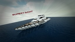 Superyacht Minecraft
