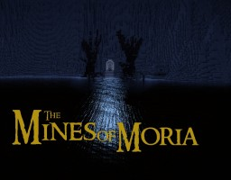 Huge Mines of Moria Minecraft Project
