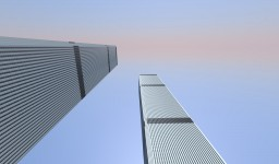 The Twin Towers (1:1) Minecraft Map & Project