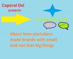 Youtuber Brands