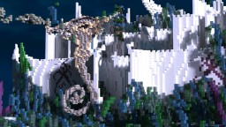 george the protector of the sunken city atlantis Minecraft Map & Project