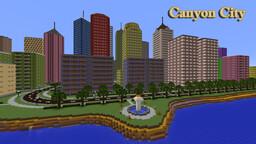 Canyon City (Observatory) Minecraft Map & Project
