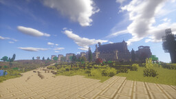 Caranoda - Town of the Easterlings Minecraft Map & Project