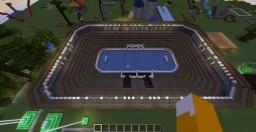 Hockey Stadium Minecraft Project