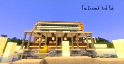 Modern | The Drowned Duck Pub Minecraft Map & Project