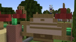 Mickey's Toontown (Disneyland California) Minecraft Map & Project