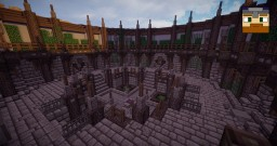 Small 1v1 Arena #3 - by TheJovi Minecraft Map & Project