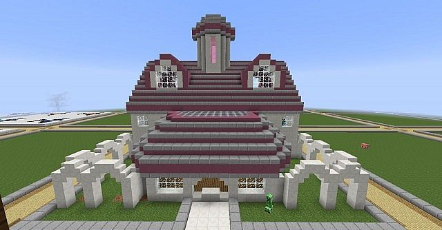 Best House Ever Made Minecraft Project