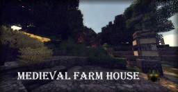 Medieval farm house Minecraft